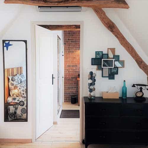 independent guest room Périgord noir Dordogne