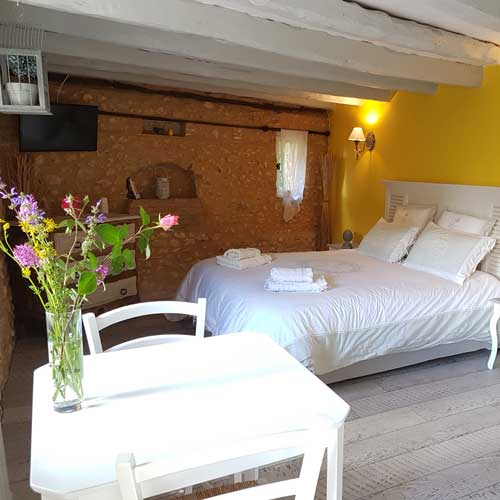 romantic stay in Dordogne